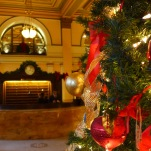 Christmas at the Willard Hotel