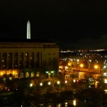 Washington Monument from Willard Hotel, suite 501