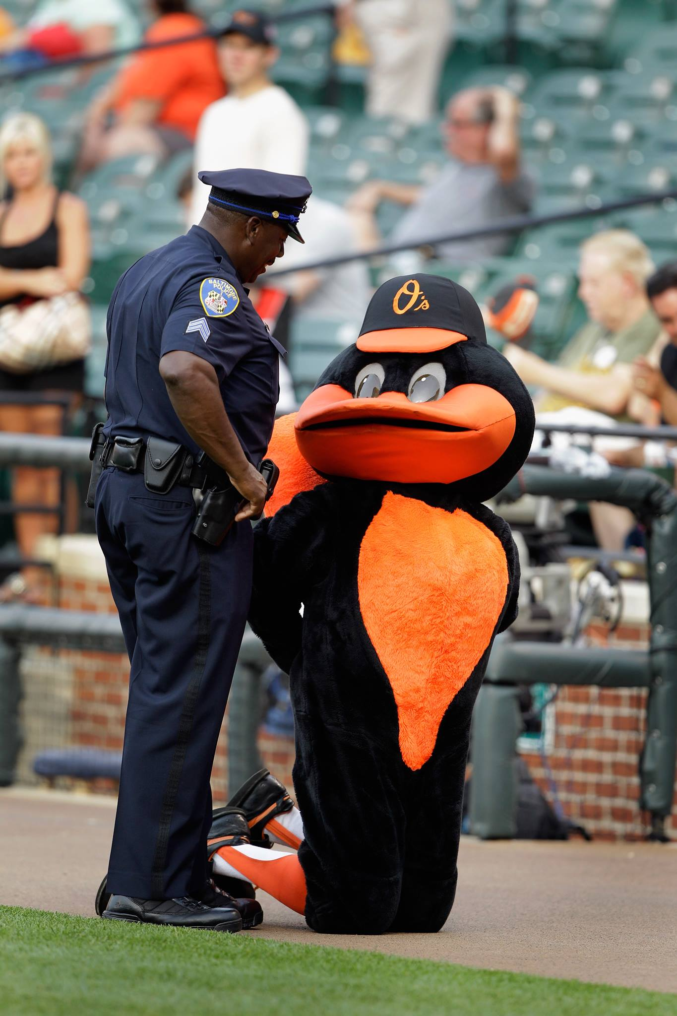 Orioles opening day,2014