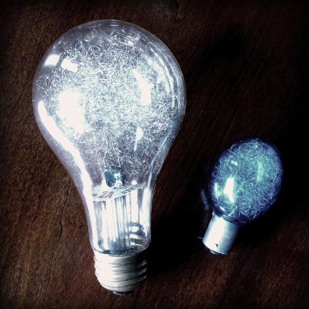 Flash bulb Wabash 2A