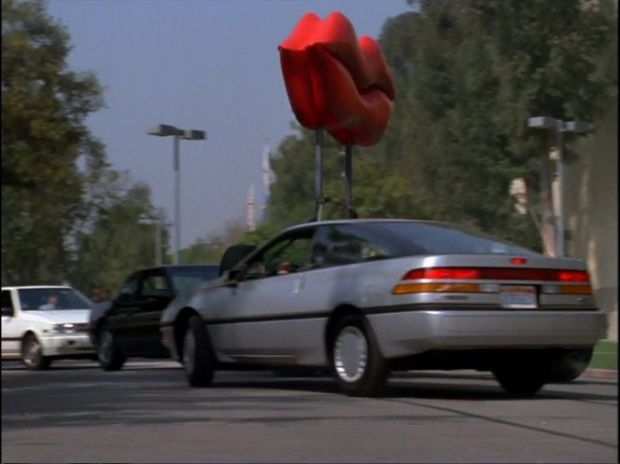 1989 Ford Probe in Moonlighting, TV Series, 1985-1989 IMDB Ep. 5.09