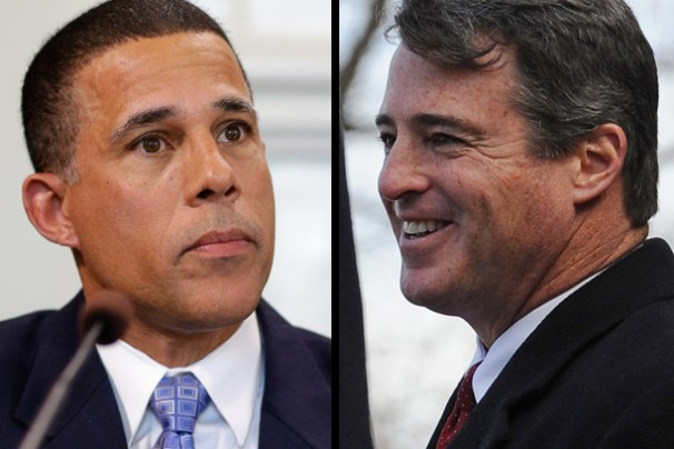Brown, Gansler: Debate