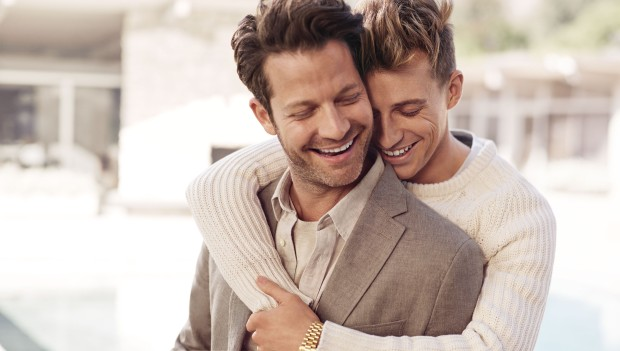 Photo: Nate Berkus Marries Jeremiah Brent!