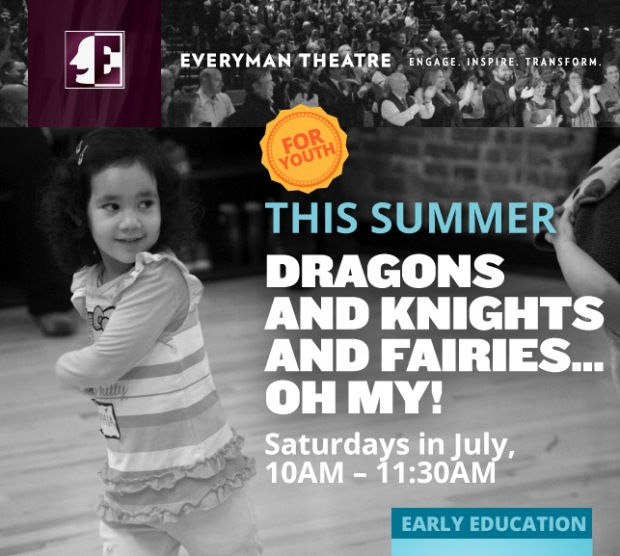 Summer Program for Kids at Everyman Theatre