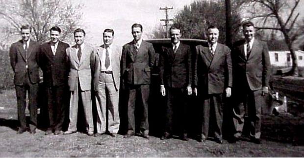 The Brockelman Brothers of Council Grove, KS