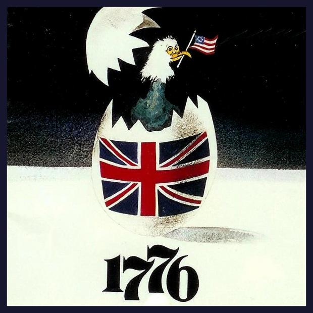 1776, Broadway art