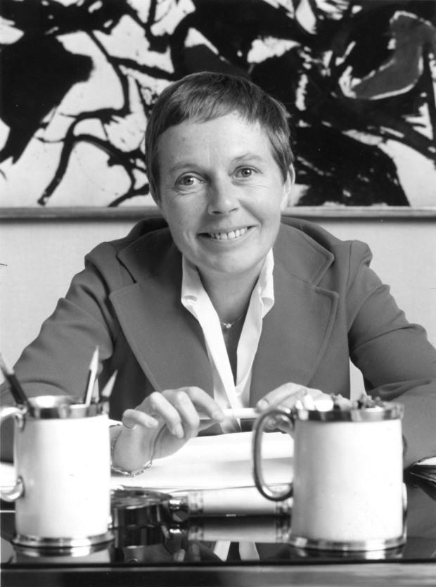Jane Maas, 60s version