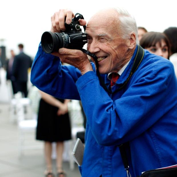 Bill Cunningham, NYT