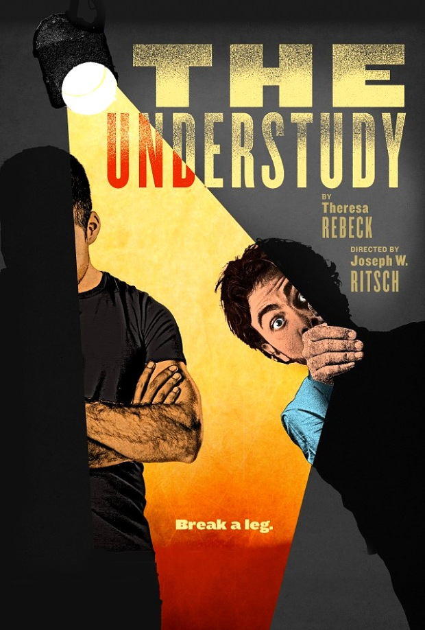 Everyman Theatre, The Understudy poster