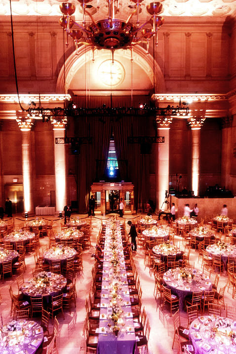 Clio Awards, set-up