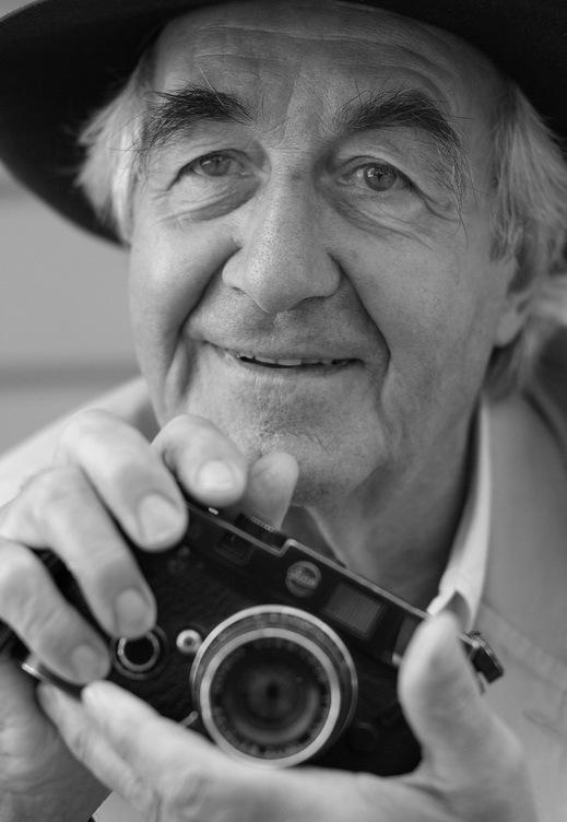 Photographer, Rene Burri