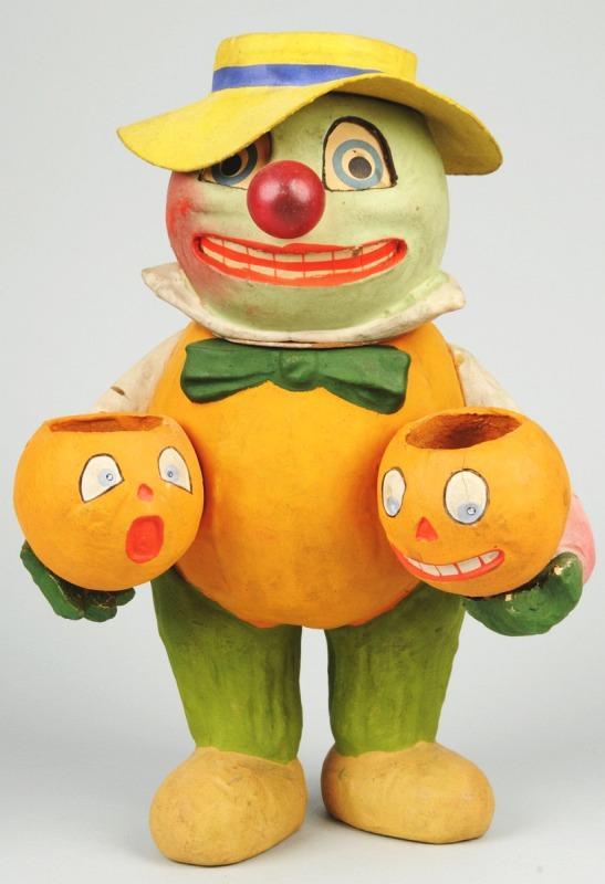 Halloween Vegatable Man
