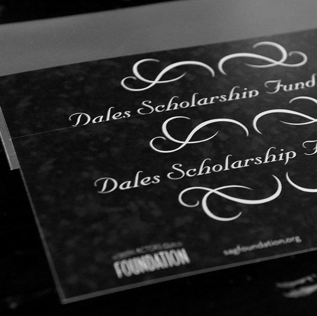 2015 John L. Dales Scholarship