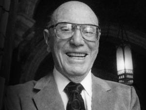 Former SAG Executive Secretary, John L. Dales