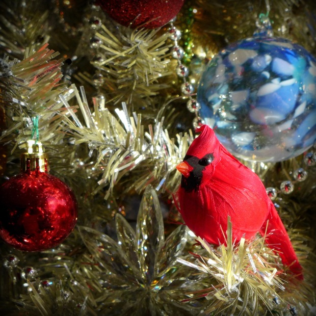 Christmas Tree Birds