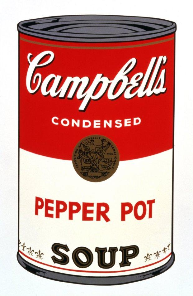Andy Warhol, Pepper Pot