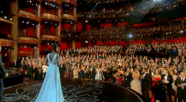 OSCARS, a view from stage