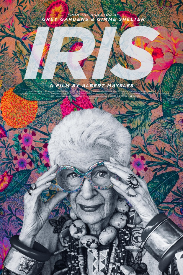 Documentary poster: Albert Maysles' IRIS