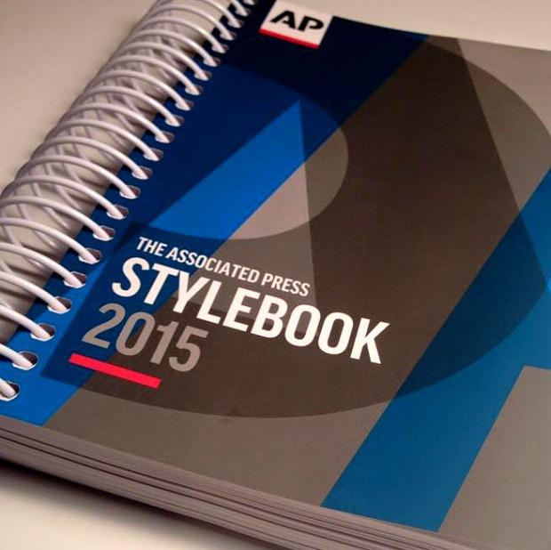 2015 AP Stylebook