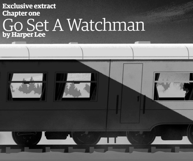 Go Set a Watchman, The Guaridan