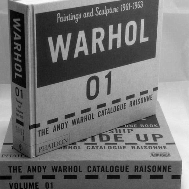 Andy Warhol Catalogue Raisonné, Volume 1