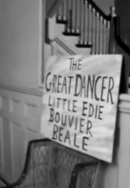 Little Edie Beale, Flag Dance