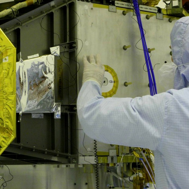 Names being attached to NASA's New Horizons spacecraft