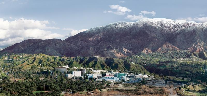 JPL campus, Pasadena