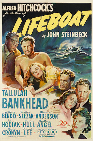 Lifeboat, one-sheet