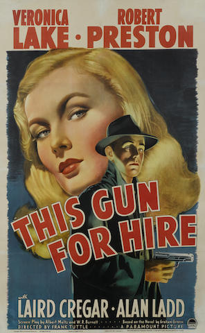 This Gun for Hire, Paramount 1942