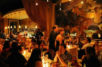 Opera Night at Sotto Sopra, Baltimore