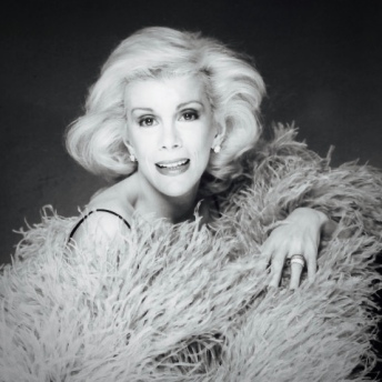Part of Joan Rivers' effects go to auction.