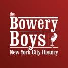 Bowery Boys iTunes Logo