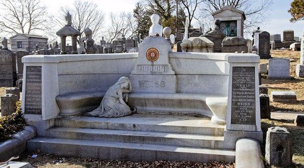 houdini-grave