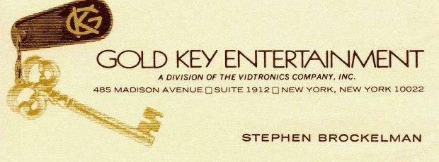 brockelman gold key