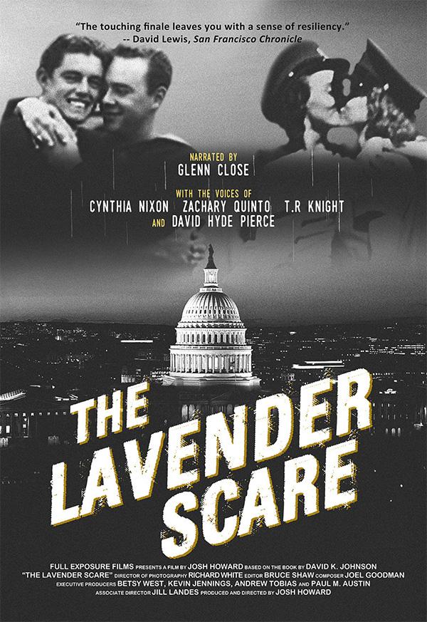 Lavender-Scare-Poster