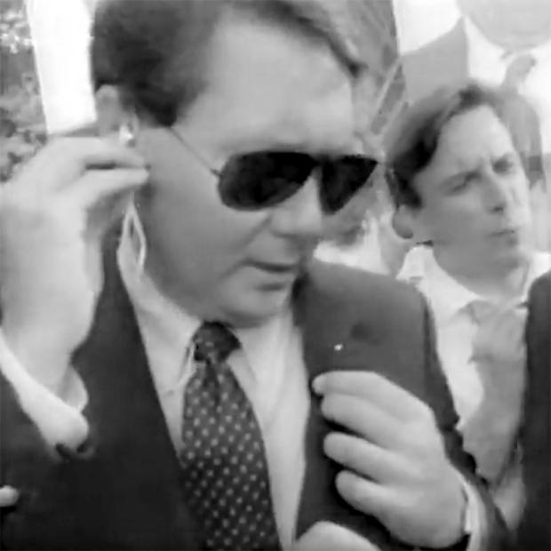Stephen Brockelman, Secret Service Man, Spicer Productions, Baltimore Washington Ford Commercial, June 1988