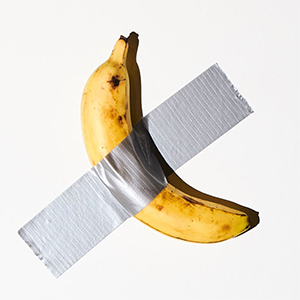 Duct-tape-banana